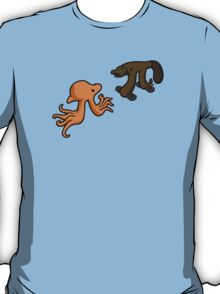 Octopi VS Platypi T-Shirt