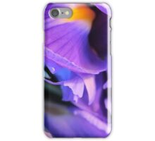 The Language Of Colour.. iPhone Case/Skin