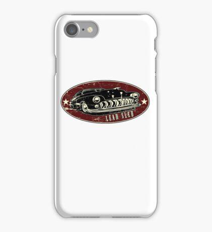 Lead Sled Design iPhone Case/Skin