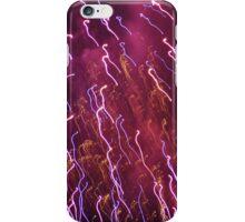Funky Fireworks 4 iPhone Case/Skin