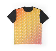 Nintendo Inspired Coin & Stars Pattern Graphic T-Shirt