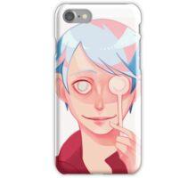 Team Sapporo Kazuki iPhone Case/Skin