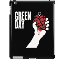 GREEN DAY iPad Case/Skin
