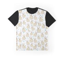 Fat Jackelope and stars Graphic T-Shirt