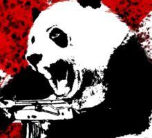 Panda love style Sticker