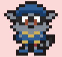 Pixel Sly Cooper Baby Tee
