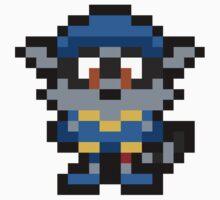 Pixel Sly Cooper Kids Tee