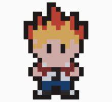 Pixel Spike One Piece - Long Sleeve