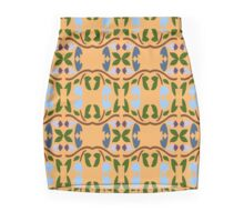 Flying Leaves #3 Mini Skirt