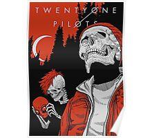 Twenty one pilots Poster