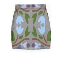 Flying Leaves #2 Mini Skirt