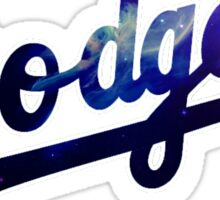 NEBULA - Dodgers Sticker