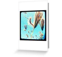 grassseeds Greeting Card