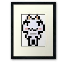 Pixel Toro Inoue Framed Print