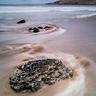 Rocks, Clifton Beach by Jim Lovell