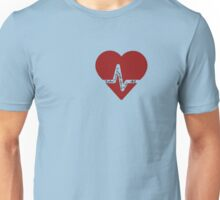 """""""Broken hearts go to people who can fix them"""" Unisex T-Shirt"""