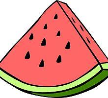 I Like Watermelons by capaldisreign