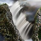 Cascade at Snug Falls by Jim Lovell
