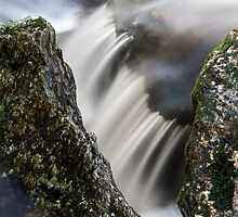 Cascade at Snug Falls by Jim Lovell
