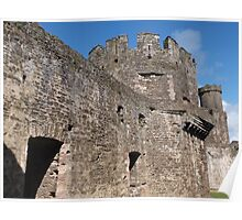 Conwy Castle (8) Poster