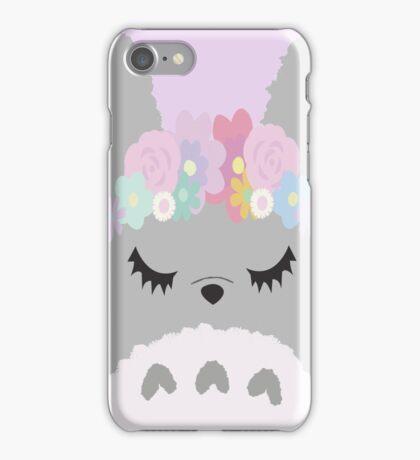 Totoro Cutie iPhone Case/Skin