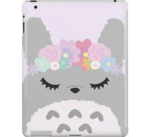 Totoro Cutie iPad Case/Skin