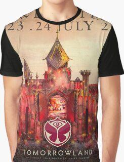 Tomorrowland 2016 Graphic T-Shirt