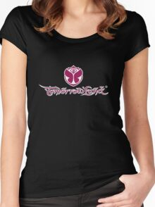 Tomorrowland 2016 Women's Fitted Scoop T-Shirt