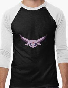 Espeon Face Men's Baseball ¾ T-Shirt