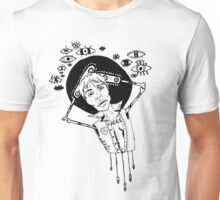Smokin' Hot Chainsaws Unisex T-Shirt