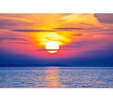 Striking Skies Photographic Print