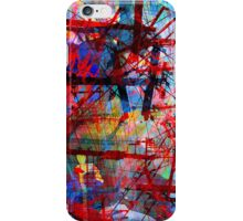 the city 43 iPhone Case/Skin