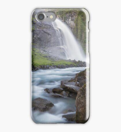 Krimml Twilight iPhone Case/Skin