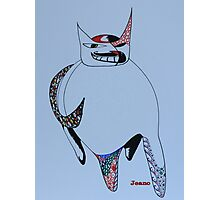 The Very Debonair Monsieur Le Chat Photographic Print