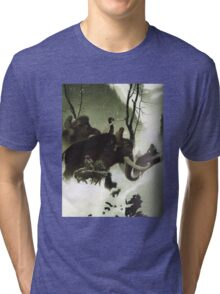 mammoth game of thrones Tri-blend T-Shirt