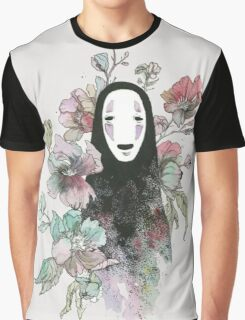 no face Graphic T-Shirt