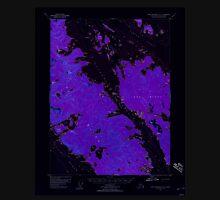 USGS TOPO Map Alaska AK Dixon Entrance D-3 355465 1948 63360 Inverted Unisex T-Shirt