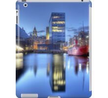 Canning Dock HDR iPad Case/Skin
