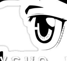 Psycho-Pass Akane Sticker