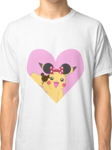 Pika Disney Classic T-Shirt