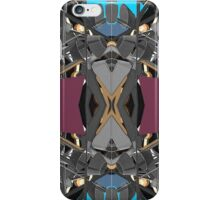 Mechanical Disobediance Machine 5 iPhone Case/Skin