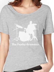 DRUM Women's Relaxed Fit T-Shirt