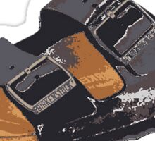Black Birkenstock Sticker