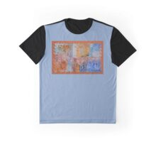 SQUIGGLE SQUARES Graphic T-Shirt