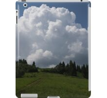 A Little Road to the Clouds iPad Case/Skin