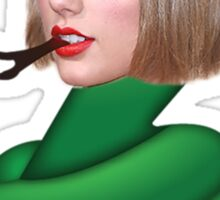 Taylor Swift Snake Sticker