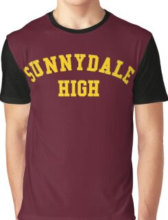 sunnydale high school sweatshirt Graphic T-Shirt