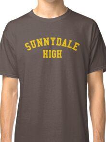sunnydale high school sweatshirt Classic T-Shirt