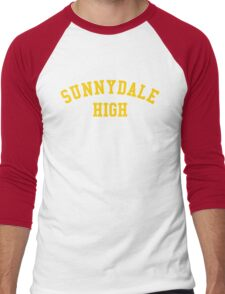 sunnydale high school sweatshirt Men's Baseball ¾ T-Shirt