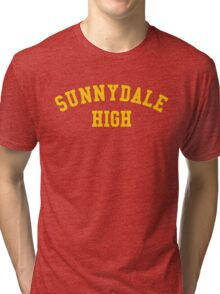 sunnydale high school sweatshirt Tri-blend T-Shirt
